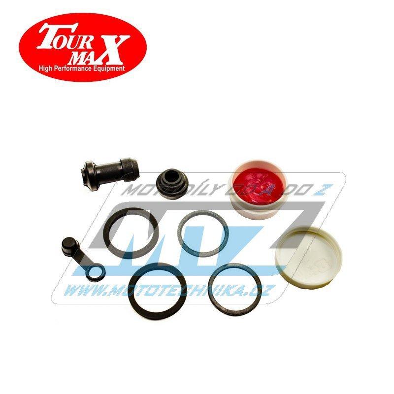 Sada brzdového třmenu BCF128 přední - Honda ANF125 / 07-12 + CA125 / 95-96 + CB400 / 89-90 + CBF125 / 09-12 + CBF250 / 04-06 + CBR125 / 04-12 + CBR250 / 11-12 + CMX250 / 96-97 + MBX50 / 85-88 + MBX80 / 82-87 + NSC50 / 12-13 + NSR50 / 89-96 + NTV650 /