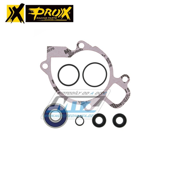 Sada vodního čerpadla KTM 520EXC + 525EXC + 520SX + 525SX + 250EXC-Racing / 00-07 + 450SX-Racing / 03-06