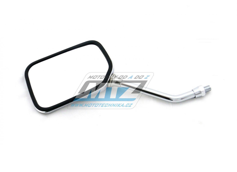 Zrcátko zpětné Honda CB600F Hornet / 03-06 + CBF500 / 04-08 + CBF600N / 04-13 + CB1300F + VT125 Shadow - levé