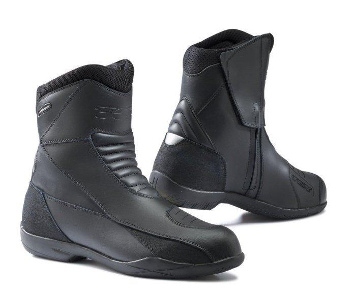 Boty motocyklové TCX X-RIDE WP černé
