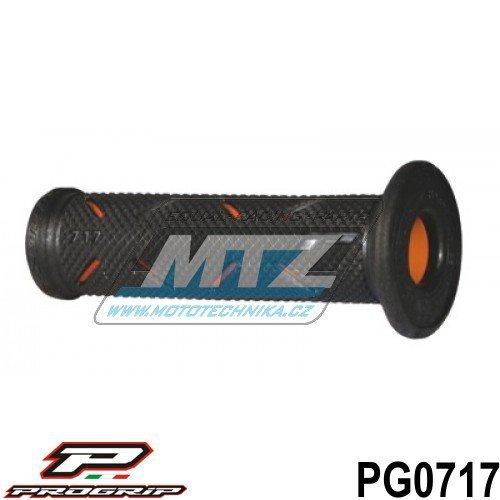 Rukojeti/Gripy Progrip 717 - oranžové