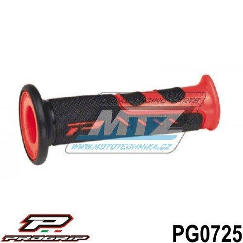 Rukojeti/Gripy Progrip 725 - červené