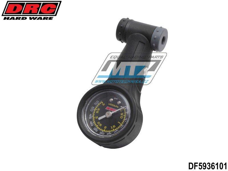 Manometr/Měřidlo tlaku v pneumatikách DRC G101 Air Gauge