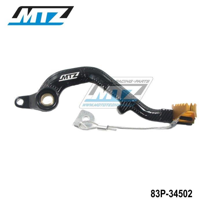 Pedál brzdy Suzuki RM250 / 01-12 - černý