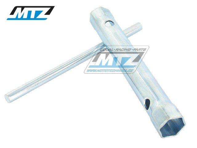 Klíč na svíčku ¤16/¤21/L127mm