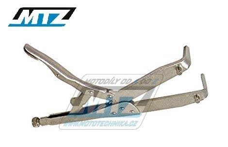 Kliešte pre montáž / demontáž spojkového koša a magnetá / zotrvačníka MTZ