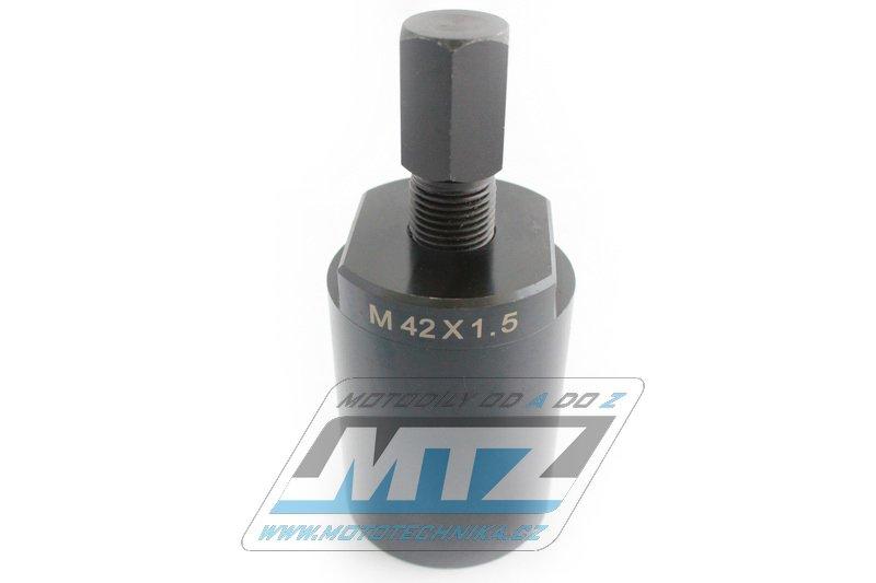 Stahovák setrvačníku M42x1,5 - pravý závit