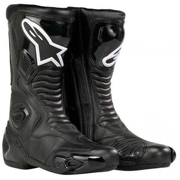 Boty Kožené pánské S-MX 5 Alpinestars