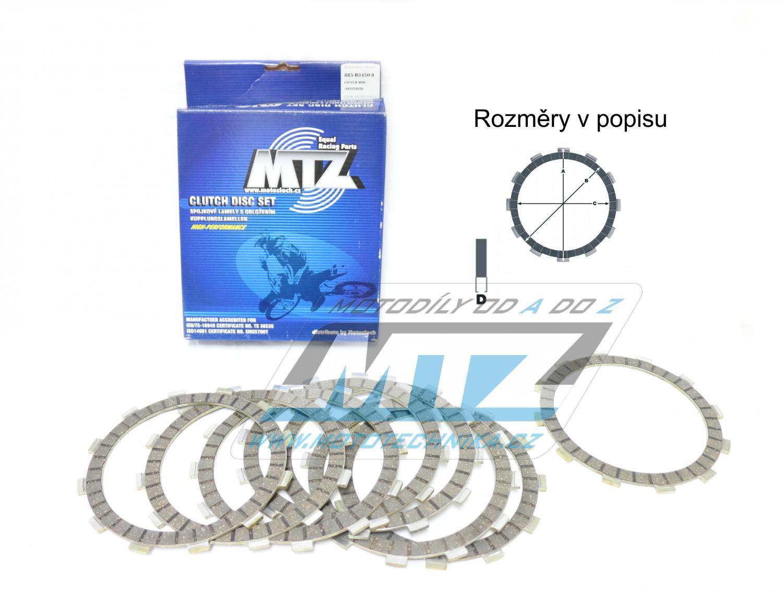 Lamely sinter Suzuki RMZ 450 / 05 - 18