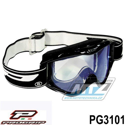 Brýle Progrip dětské 3101 černé