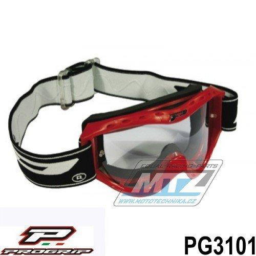 Brýle Progrip dětské 3101 červené