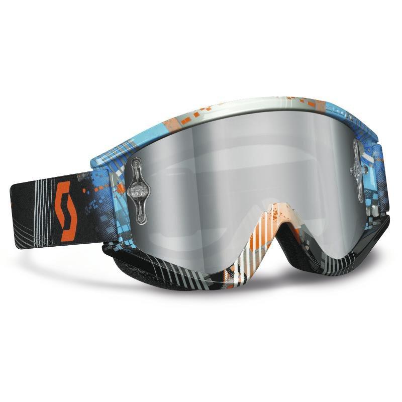 Brýle Recoil Xi Pro Chrome Tangent Scott (0)