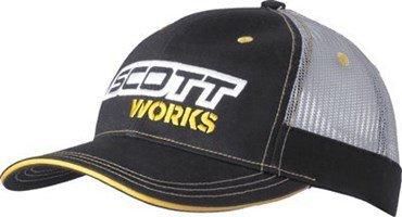 Čepice s kšiltem MX Works Scott