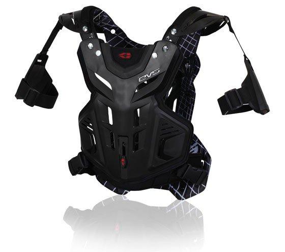 Chránič teľa F2 EVS čierny