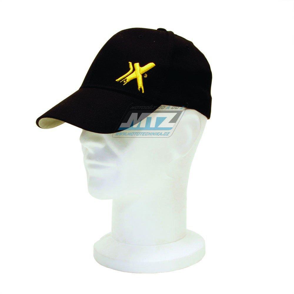 Čepice Prox černo-žlutá