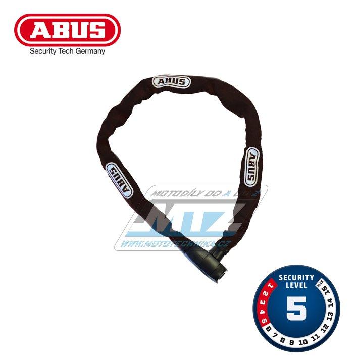 Zámek řetězový Abus 6800 (110cm) - černý