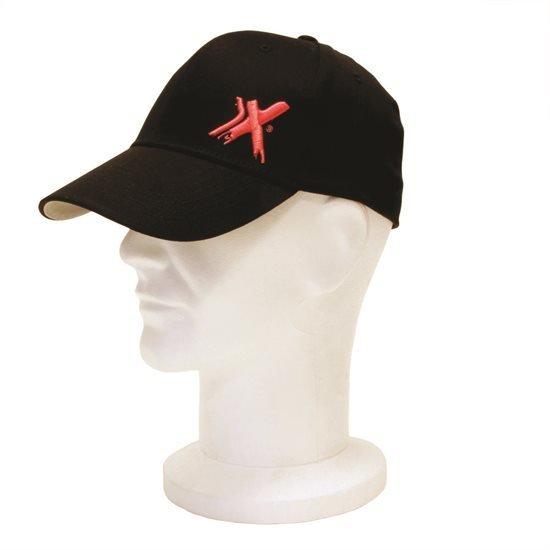 Čepice Prox černo-růžová
