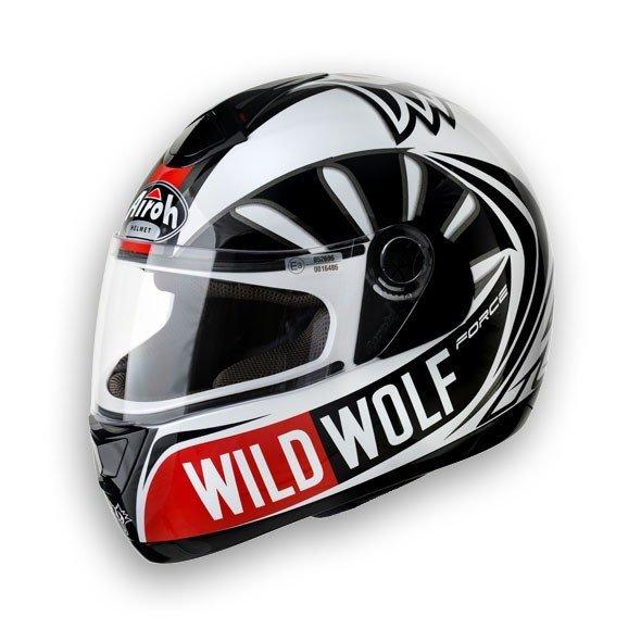 Přilba Wild Wolf