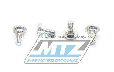 Šrouby kotouče Suzuki (RM+RMZ), Kawasaki (KX+KXF), Husqvarna  (sada = 4ks)