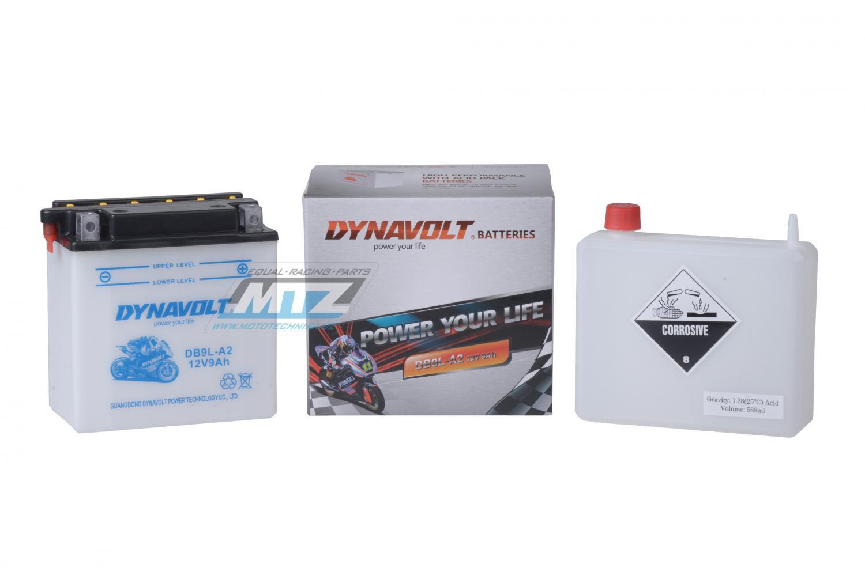Baterie FB9L-A2 (12V-9Ah)