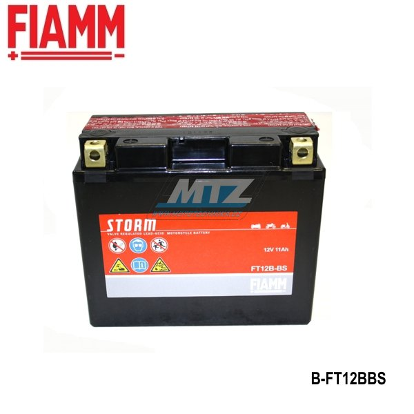 Baterie FT12B-BS (12V-11Ah)
