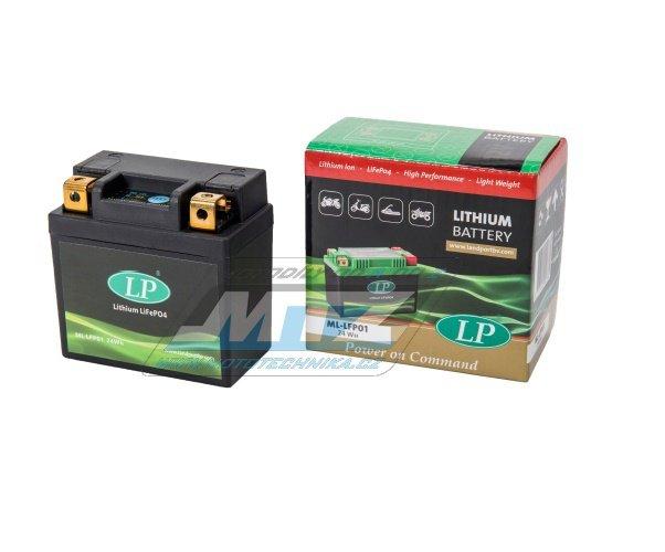 Baterie Lithium LFP01 12V/2Ah (KTM 250SXF+350SXF+450SXF / 16-17)