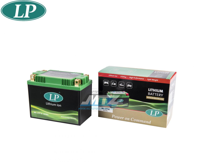 Baterie Lithium LFP16 12V/15-1