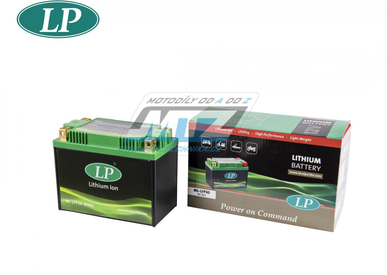 Baterie Lithium LFP30 12V/24-3