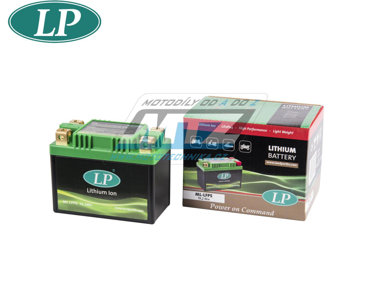 Baterie Lithium LFP5 12V/4-5Ah