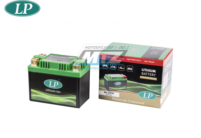 Baterie Lithium LFP7Z 12V/7-9A