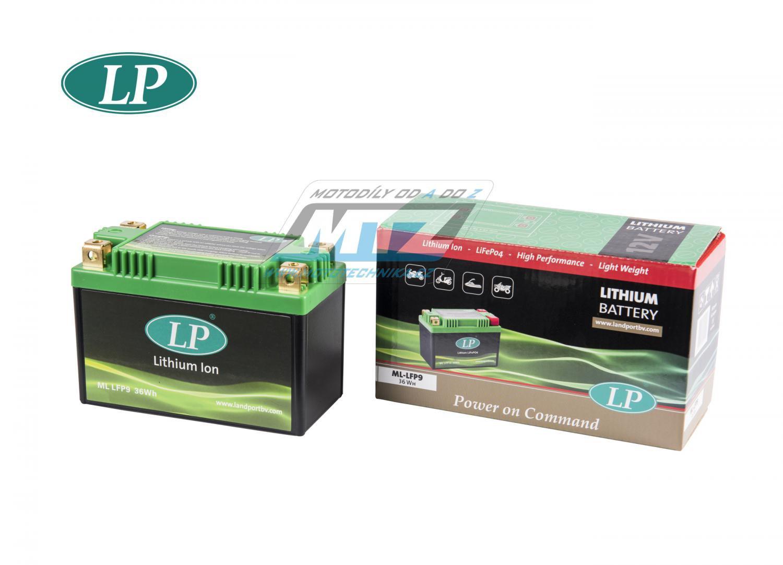 Baterie Lithium LFP9 12V/9Ah
