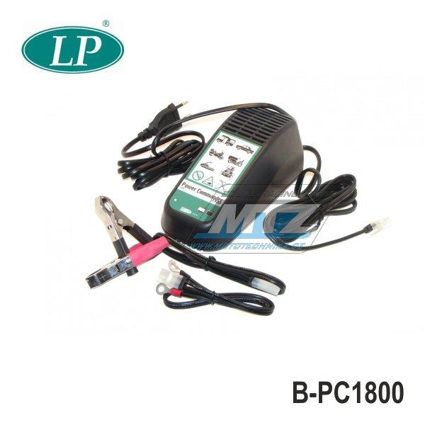 Nabíječka PowerCom 12V 1,8A