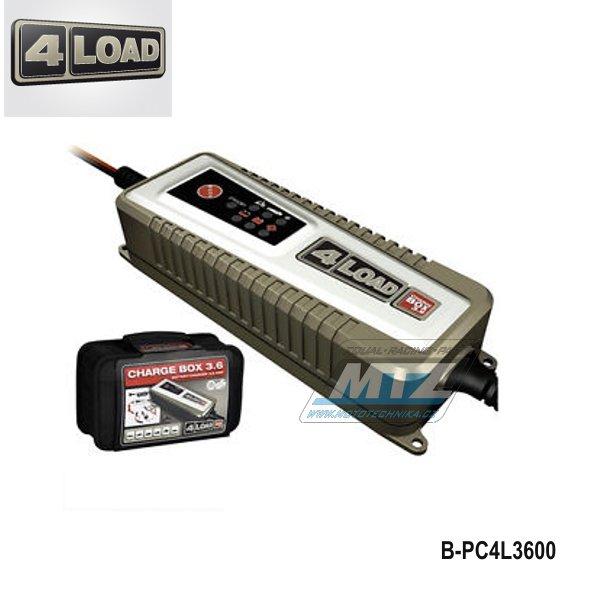 Nabíječka 4LOAD-3600 12V 3,6A