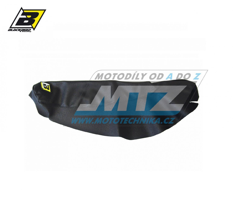 Potah sedla Yamaha XT660R + XT660X / 04-17 - černý