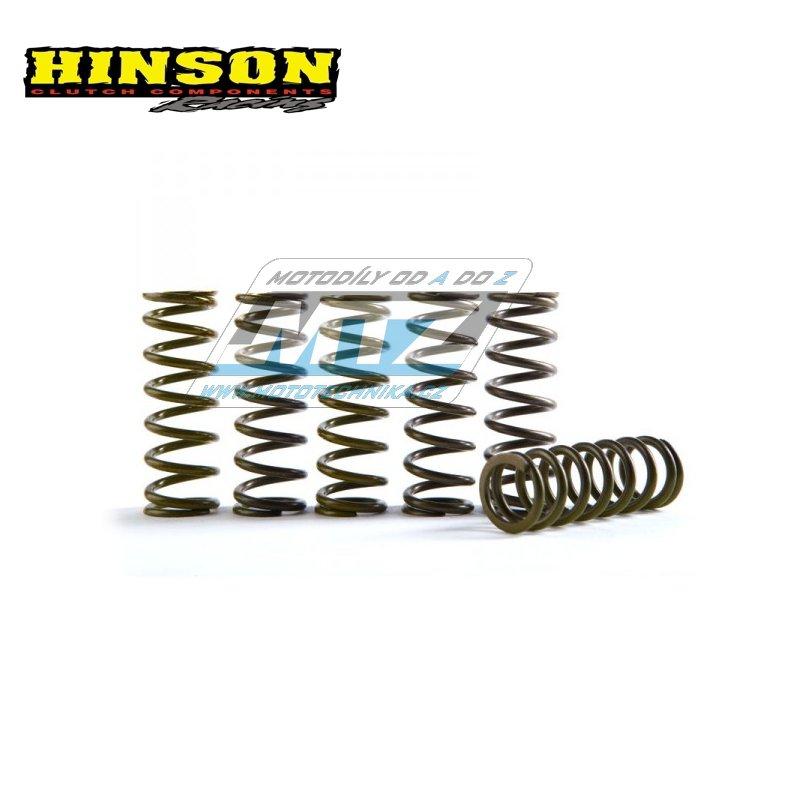 Pružiny spojky Hinson HONDA CR250R / 02-07 + CRF450R / 02-16 + CRF450X / 05-09 + en  / 12 + TRX450R  / 04-14 + TRX450ER / 06-12 + KTM 250SX / 03-12 + 450SX-F / 07-11 + 505SX-F / 07-08 + 250EXC / 04-12 + 300EXC / 04-12 + 250XC 06