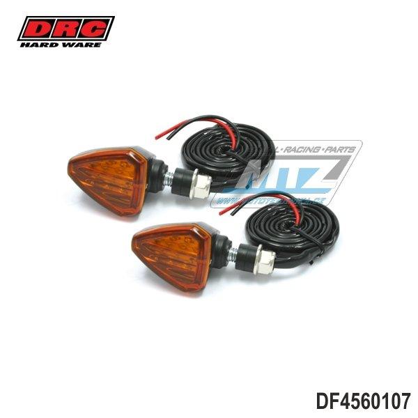 Blinkry krátké DRC 601LED - oranžové