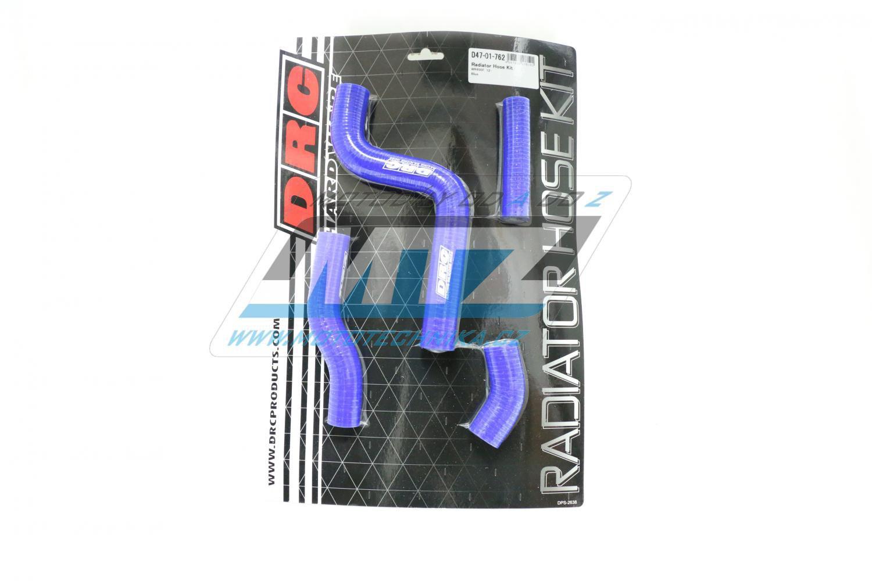 Hadice chladiče Yamaha WRF450 / 12-15 modré (sada 4ks)
