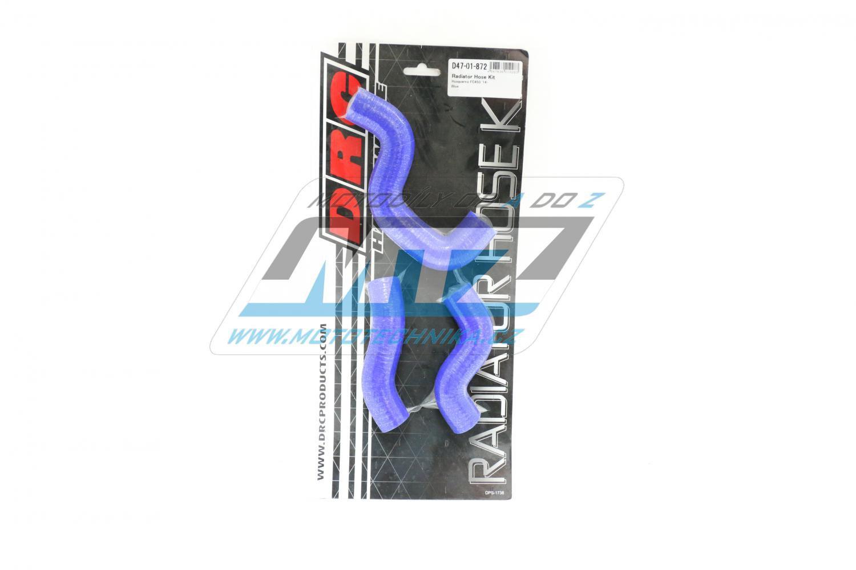 Hadice chladiče Husqvarna FC450 / 14-15 modré (sada 3ks)