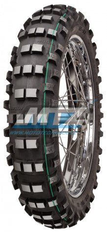"Pneu Mitas 120/90-18"" EF07 Super Light (zelený pruh) TT"