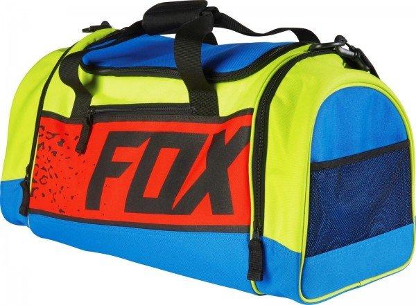 Taška Fox 180 Divizion Duffle modro / žlutá
