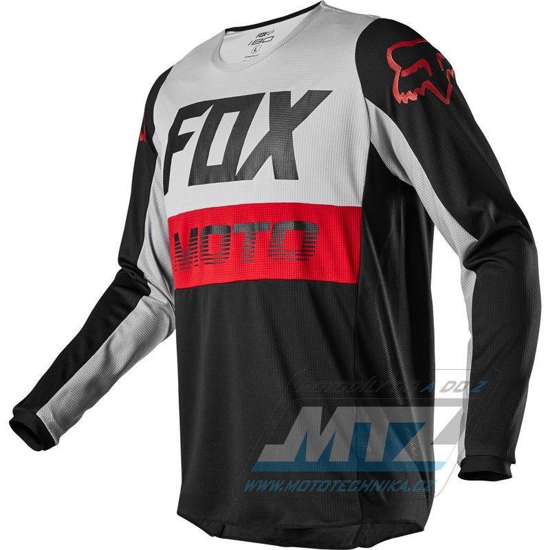 Dres FOX Fyce Jersey 180 - velikost XXL