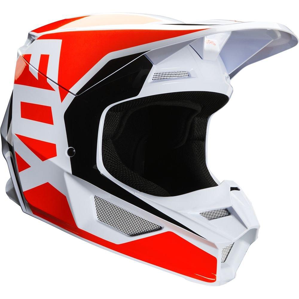 Přilba FOX V1 Prix Helmet MX20 Fluo Orange - oranžová (velikost XS)