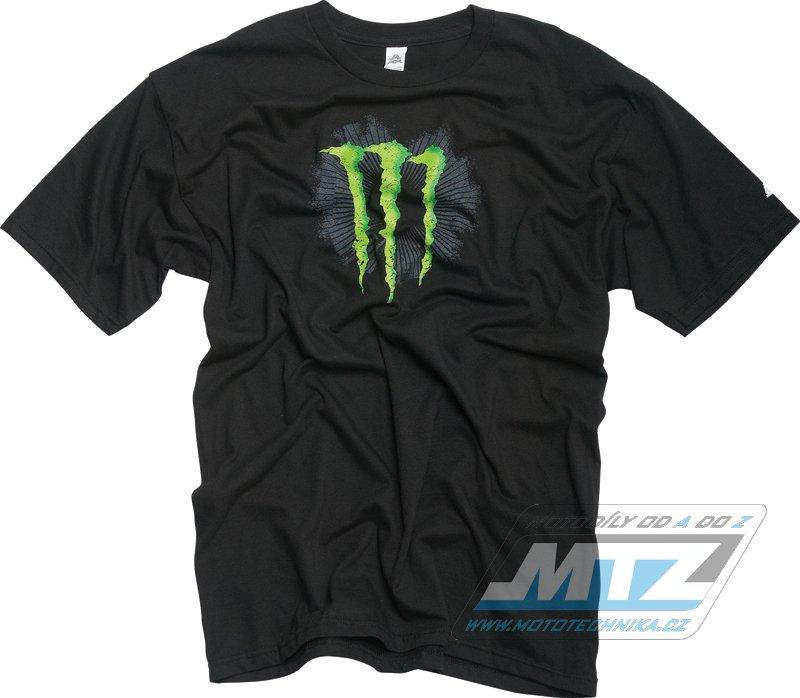 Tričko FOX Racing černé M