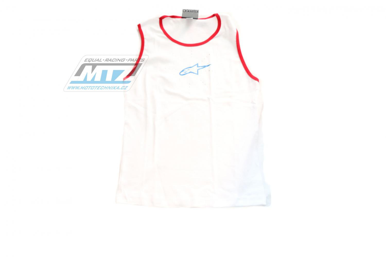 Tričko ALPINESTARS bílé
