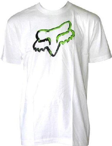 Tričko FOX Ink Covered bílé