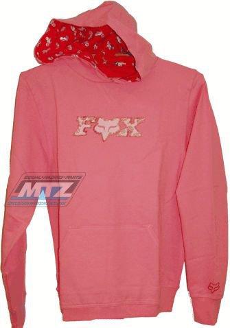 Mikina dámská FOX růžová