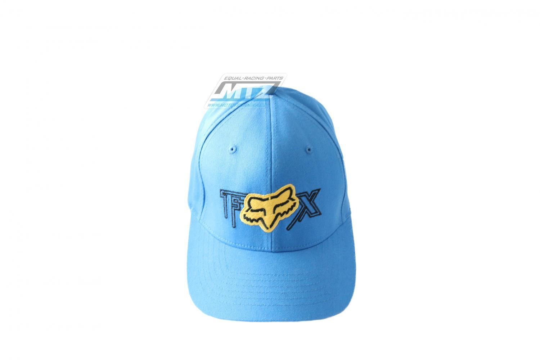 Čepice/Kšiltovka FOX Flexfit FLEECED modrá
