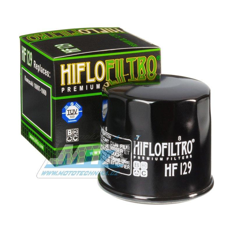 Filtr olejový HF129 (HifloFiltro)
