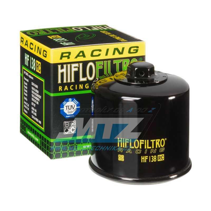 Filtr olej. HF138RC (černý)