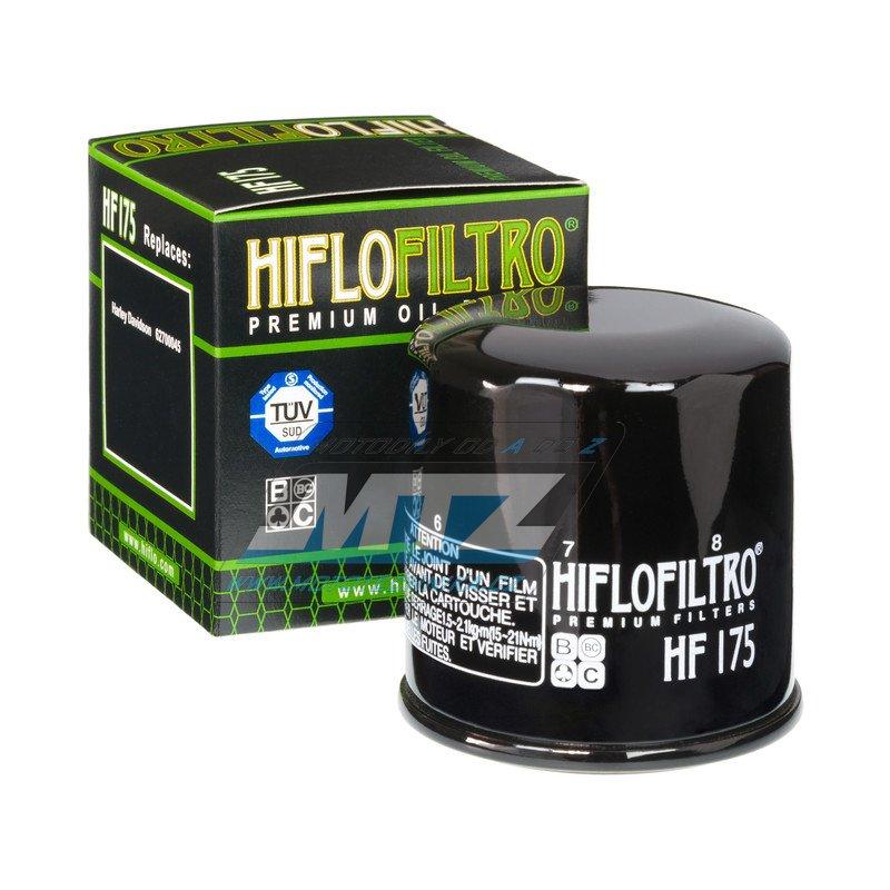 Filtr olejový HF175 (HifloFiltro)